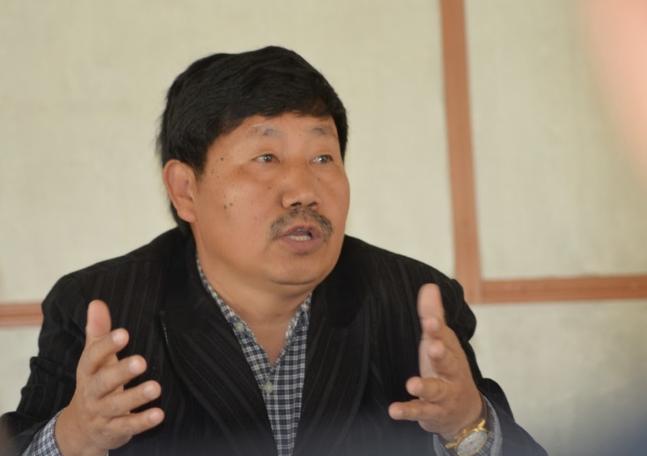 Mani Charenamei MP