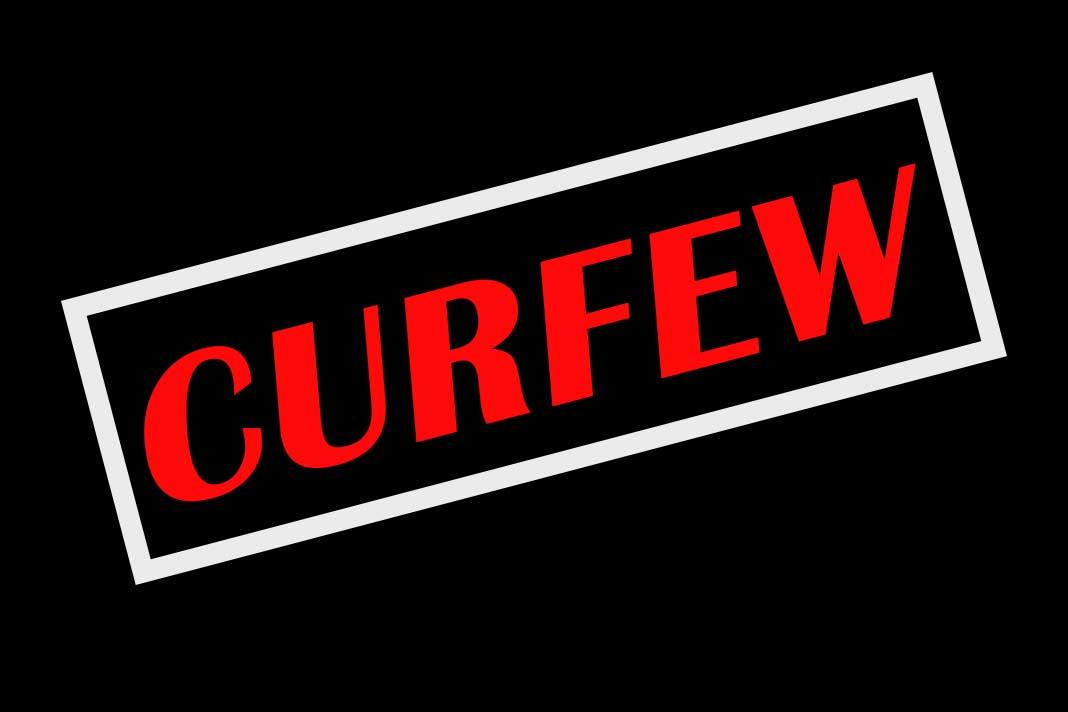 curfew new