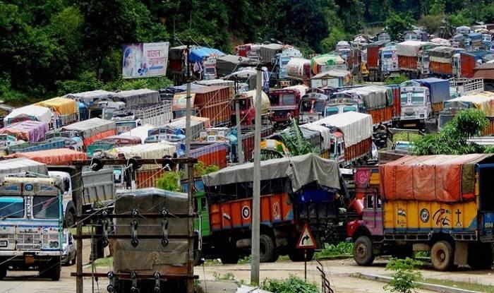 highway blockade