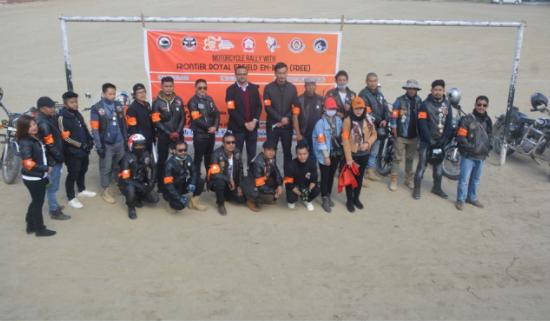 Bike Rally Nagaland