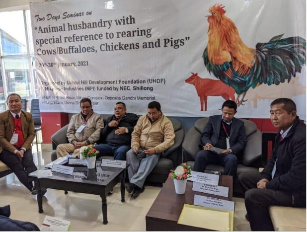 Animal husbandry seminar