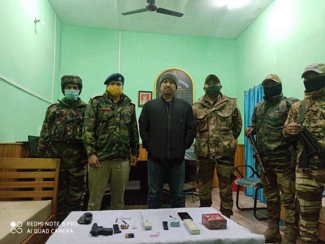 UNLF cadre arrested