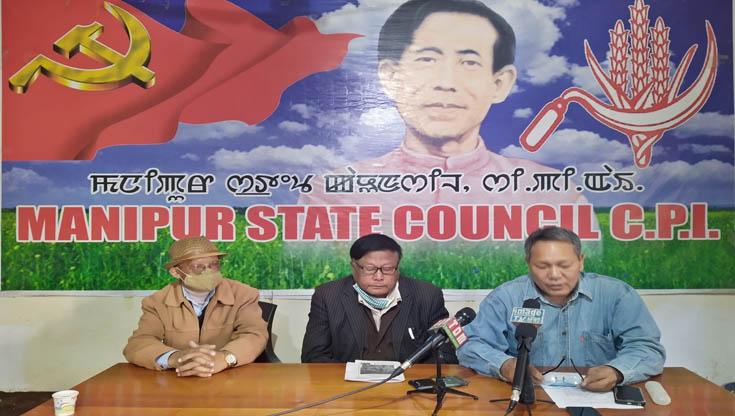 CPI Manipur Myanmar