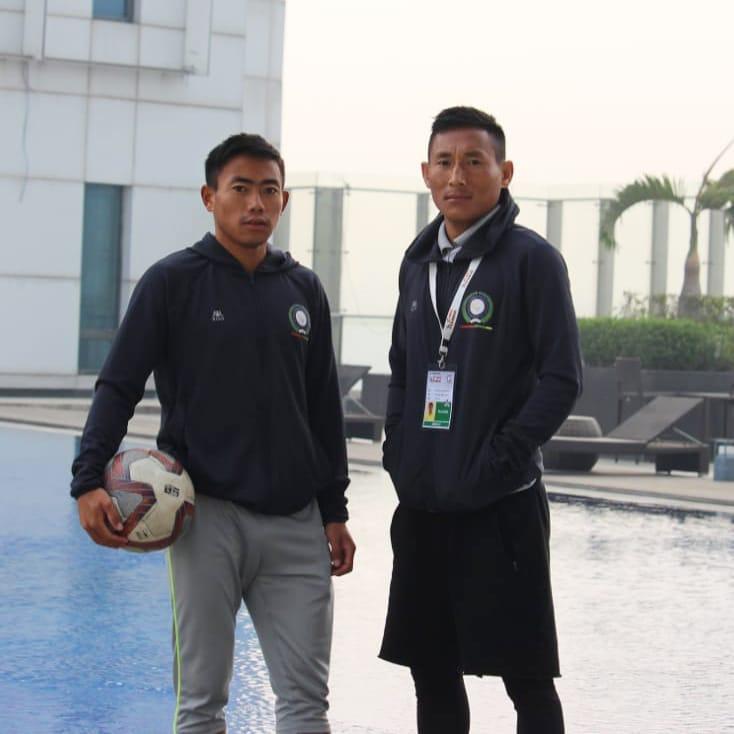 Tangkhul footballers I League