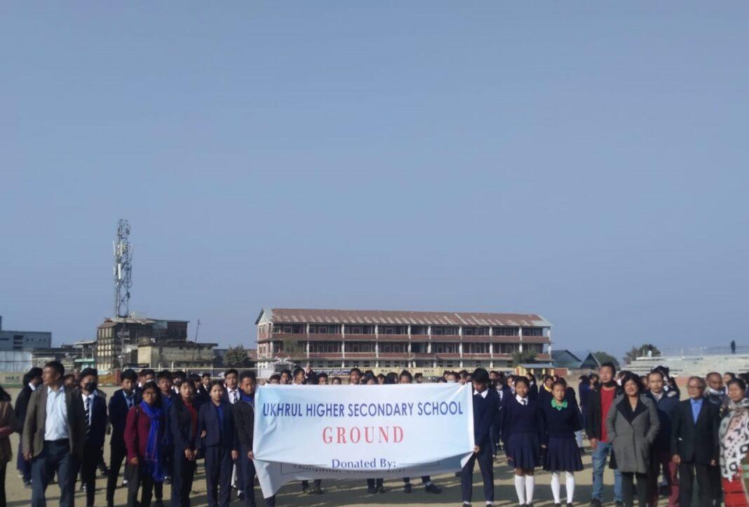 Ukhrul Higher Secondary School