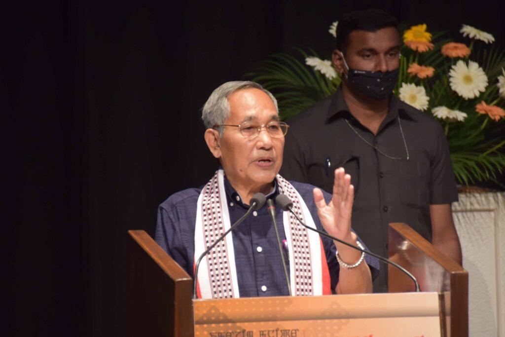 Manipur Deputy CM