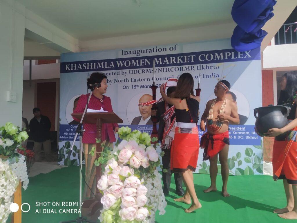 Khashimla Women Market Complex
