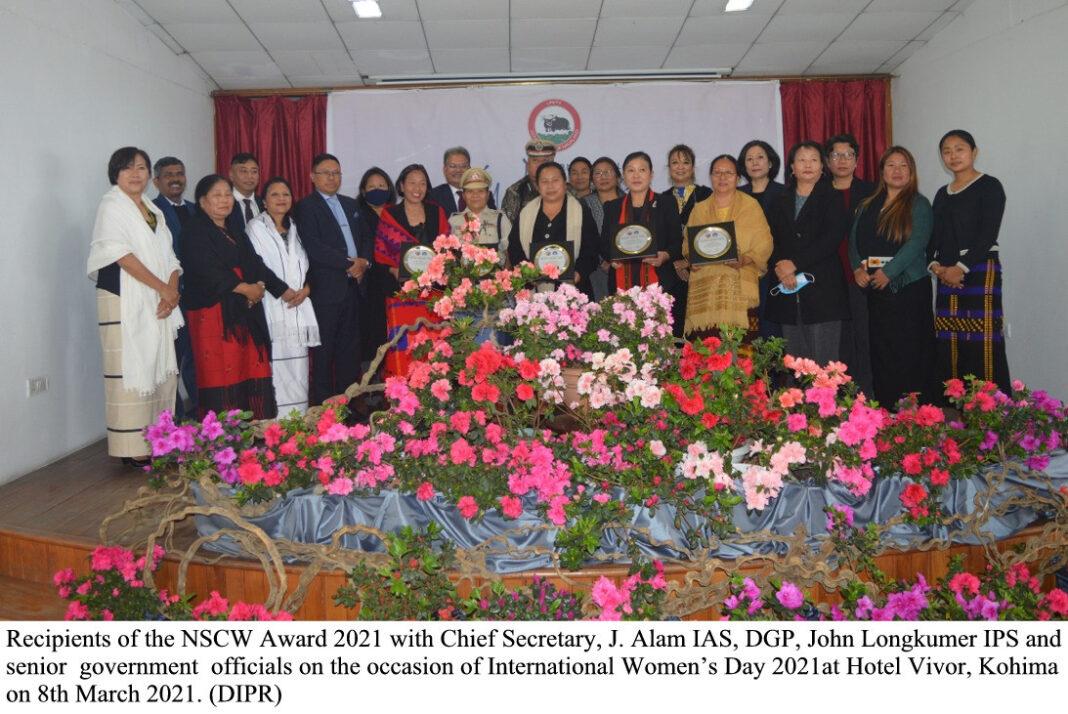 International Women's Day 2021 Nagaland