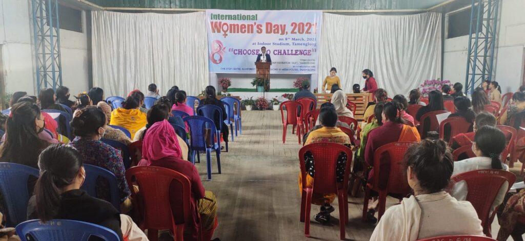 Tamenglong International Women's Day 2021