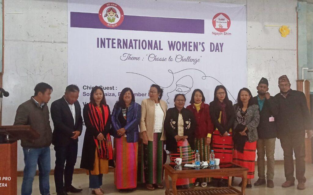 International Womens Day 2021 Ukhrul