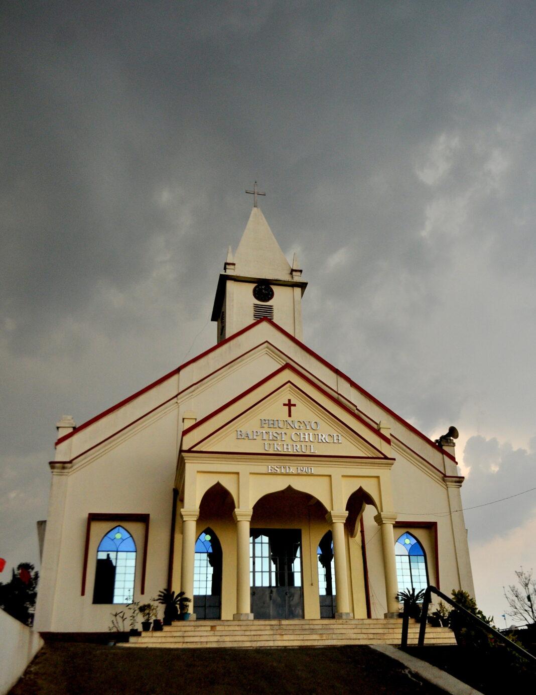 phungyo baptist church 2