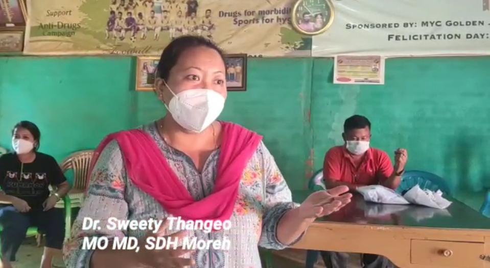 Dr. Sweety Thangeo